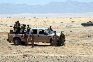 مقتل سبعة من رجال المقاومة بينهم ضابطين وإصابة 10آخرين في محيط معسكر خالد بالمخا